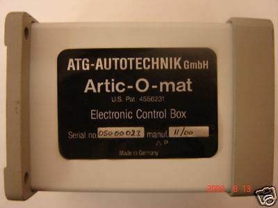Electronic Control Box For Articulated Bus Pt #05061001