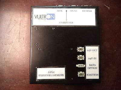 Vultron Display Technologies Bus Display Control Vmx1001-21