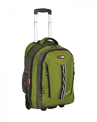 NEW Blackwolf Momentum  35L Rolling Backpack Cactus - in CACTUS - 35 Litre