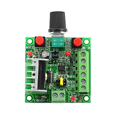 Speed Reversible Control Simple Stepper Motor Controller/Generator Controller