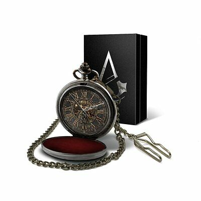 Assassins Creed Unity Arno Pocket Watch - European Exclusive Limited Collectors