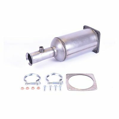 New Peugeot 407 2.0 HDI 135 Genuine EEC Exhaust Pipe Back Box Rear End Silencer