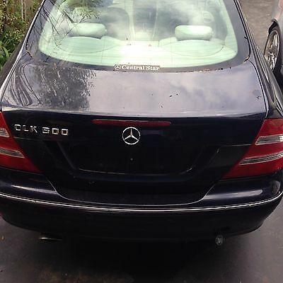 2002 Mercedes Benz Clk500 W209  Elegance Wrecking Parts