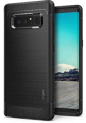 Galaxy Note 8 Case, Ringke [ONYX] Flexible Durability, Defensive Anti-Slip Cover