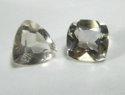 Pale champagne Labradorite natural gemstones..1.35 Carat total