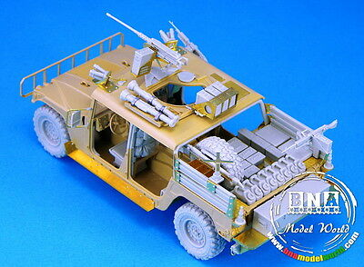 Legend Productions 1/35 Special Forces GMV Dumvee Conversion for Tamiya/Academy