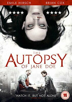 The Autopsy Of Jane Doe [DVD] - DVD  7FVG The Cheap Fast Free Post