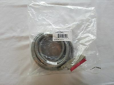25-3-CX-25-GY Allen Tel Plug In Connector Cable Patch Cord 25 Foot