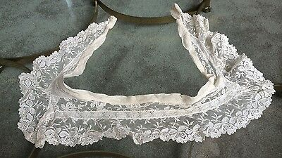 Vintage Antique Lace Collar