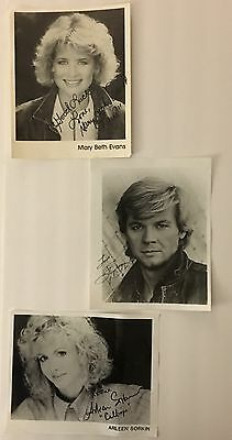 Mary Beth Evans Stephen Nichols Arleen Sorkin Days Of Our Lives Pre Printed 8x10