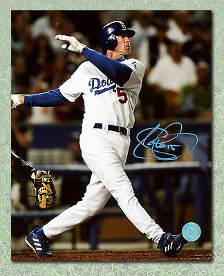 Shawn Green Los Angeles Dodgers Autographed 8x10 Photo