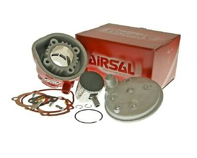 Zylinderkit 77ccm Airsal Xtreme Malaguti F15 Firefox Motowell Magnet RS 2 50 LC