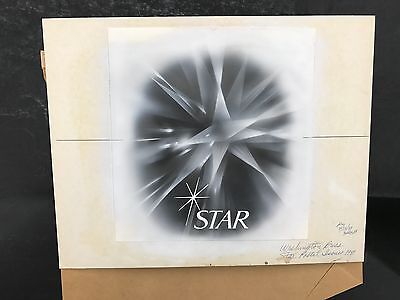 Production Artwork - Star Postal Issues