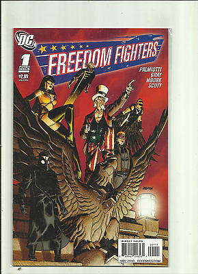 Freedom Fighters No,s 1 - 3