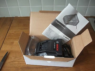 Genuine Bosch 18v Fast Battery Charger GAL1880CV 25 Minute Charger