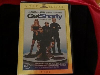 Get shorty gold edition 2 disc DVD