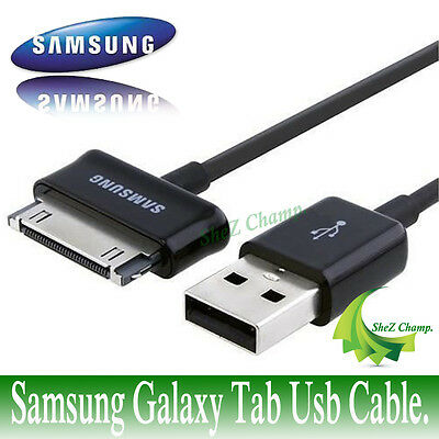 """Samsung Galaxy TAB 2 Tablet 7"""" 8.9"""" 10.1"""" USB Data Lead Cable Charger UK"""