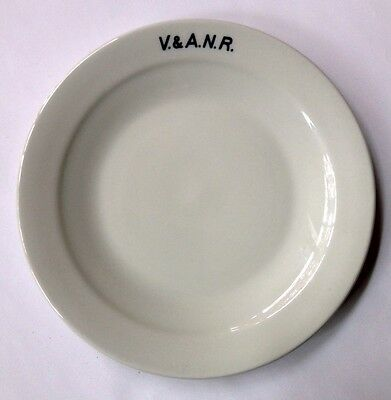 Collectable (1983) Victorian & Australian National Railway - Bread Plate
