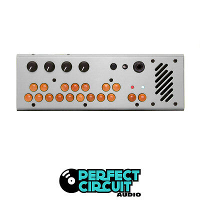 Critter & Guitari Pocket Piano SYNTHESIZER - NEW - PERFECT CIRCUIT - SILVER