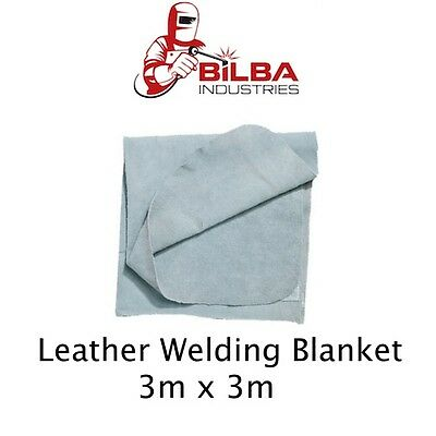 Leather Welding Blanket - 3m x 3m