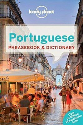 Lonely Planet Portuguese Phrasebook & Dictionary by Lonely Planet 9781741047400