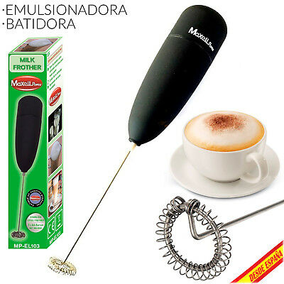 Mini Batidora Espumadora Batidor Electrico Milk Coffee Whisk Mixer Electric
