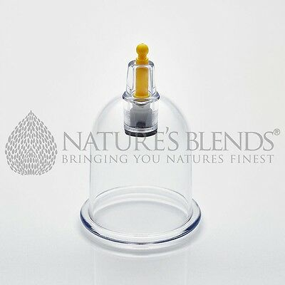 1000 Nature's Blends Hijama Cups Cupping Therapy B4 4cm Free Next Day Delivery