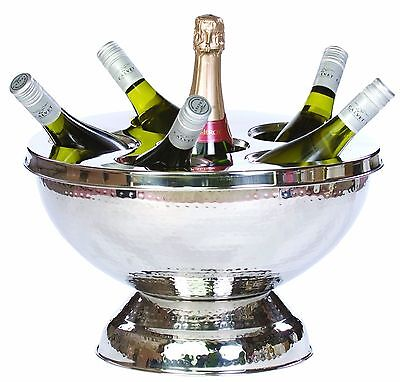 Epicurean Europe Stainless Steel Champagne Wine Cooler Top Quality
