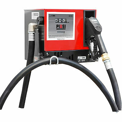 Piusi Cube 56 Electric Diesel Transfer Pump 230v | Fuel Safe UK