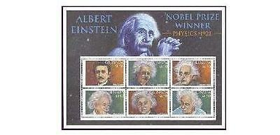 Grenada MNH SS, Einstein, Nobel Physics
