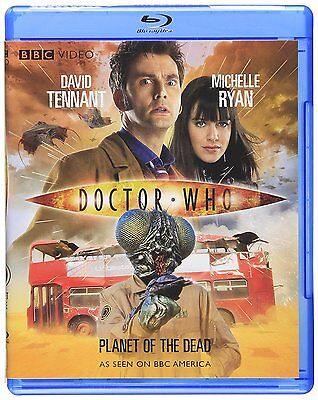 NEW - Doctor Who: Planet of the Dead [Blu-ray]