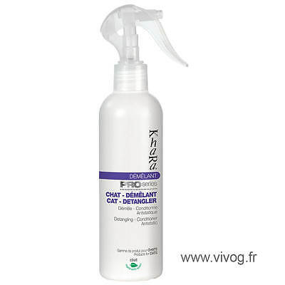 Spray démêlant pour chat - Khara - 250 ml