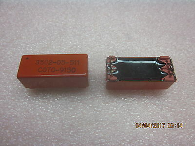 1 pc of 3502-05-511 REED RELAY COTO TECHNOLOGY
