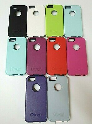 OtterBox Commuter Series Case for iPhone 5, iPhone 5S, iPhone SE - colors