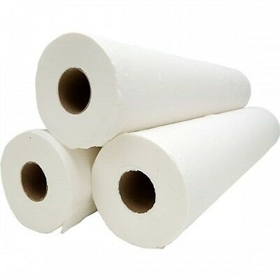 """12 Professional 40m Premium Quality Couch Hygiene Rolls 20"""" FREE DELIVERY"""