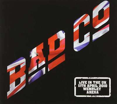 New:BAD COMPANY (Paul Rodgers) -Live in UK 2010 at Wembley 2 CDs