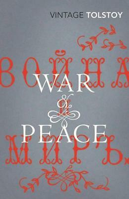 NEW War and Peace  By Leo Tolstoy Paperback Free Shipping
