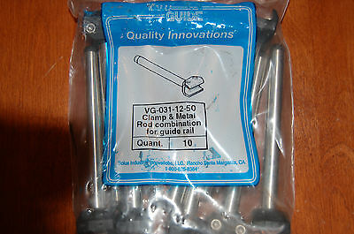 SOLUS VG-031-12-50 Guide clamp assembly