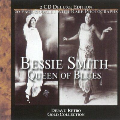 Bessie Smith - The Gold Collection: the Queen of the B... - Bessie Smith CD BCVG