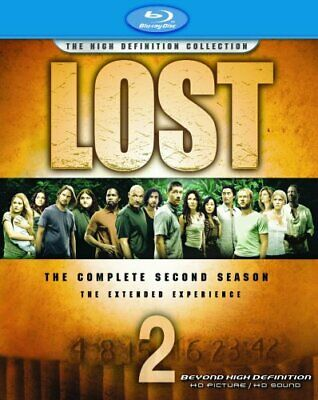 Lost - Season 2 - Complete [Blu-ray] - DVD  ISVG The Cheap Fast Free Post