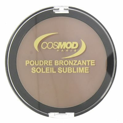 Poudre Bronzante Sublime Soleil Cosmod - Neuf