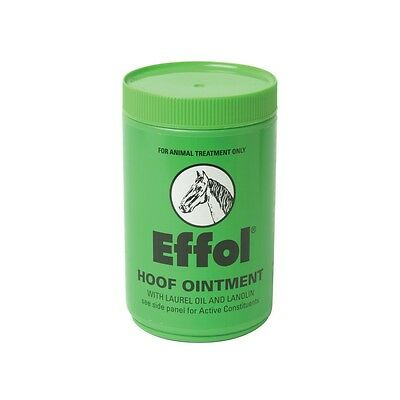 Effol Hoof Ointment Clear 900g with Laurel Oil & Lanolin