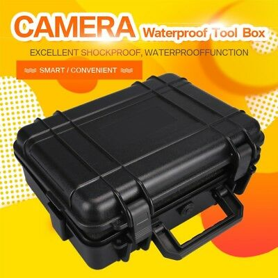Waterproof Hard Carry Flight Portable Case Storage Bag Organizer Camera Tool Box