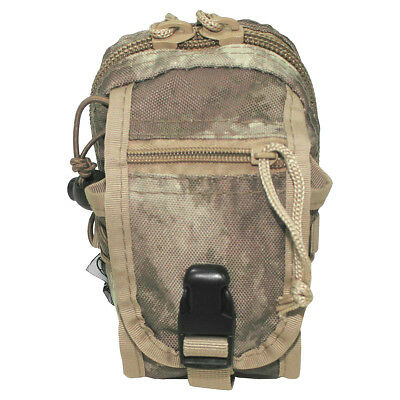 MFH Utility Pouch MOLLE Army System Tactical Hunting Fishing Outdoor HDT Camo AU
