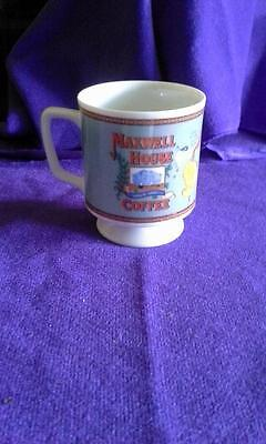 Maxwell House Coffee Footed Cup; General Foods Corporation