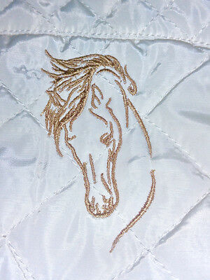 Horse Head embroidery Design File - Beautiful