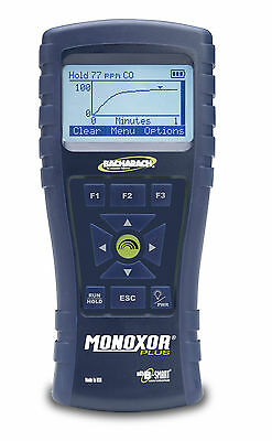 Bacharach 0019-8117 Monoxor Plus Basic Kit Carbon Monoxide Analyzer