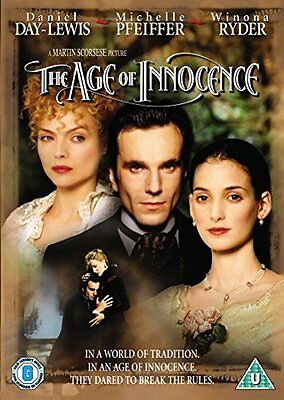 The Age Of Innocence [DVD] [2001] By Daniel Day-Lewis,Michelle Pfeiffer,Micha.