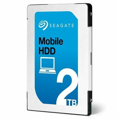 2TB 2.5 SEAGATE SATAIII Hard Drive ST2000LM007 Dell Acer PS4/PS3 Xbox 7mm 128MB