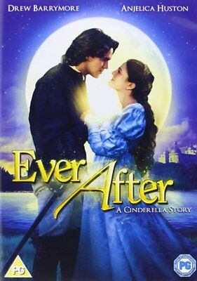 Ever After: A Cinderella Story [1998] [DVD] By Drew Barrymore,Anjelica Huston.